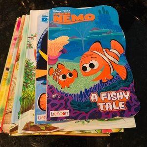 8 Vintage Disney Classics Children Books